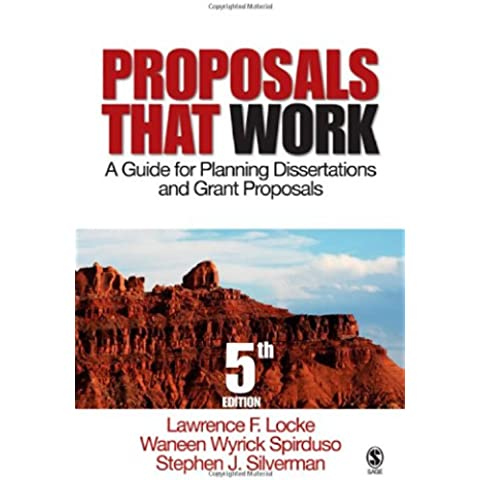 Proposals That Work: A Guide for Planning