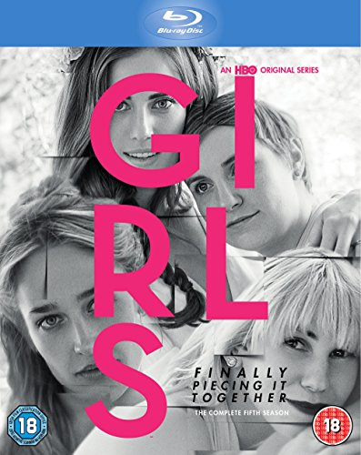 Girls - Season 5 [Blu-ray]