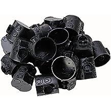 Kopp 354302504 Schalterdose Unterputz Isolierstoff, ø 60 mm, Profi-Pack: 25-Stück im Netz, Dosentiefe 61 mm