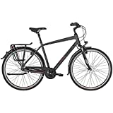 Bergamont Horizon N7 CB Trekking Fahrrad grau/schwarz 2019: Größe: 48cm (164-170cm)