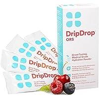 Drip Drop ORS Berry Powder 4 x 0.74 Oz Packets Per Box (3 Boxes) by DRIP DROP INC preisvergleich bei billige-tabletten.eu