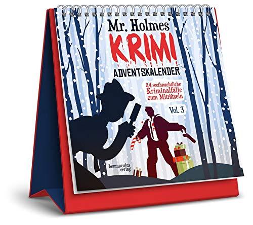 Mr. Holmes Krimi-Adventskalender Vol. 3