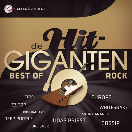 Die Hit Giganten-Best Of Rock ...
