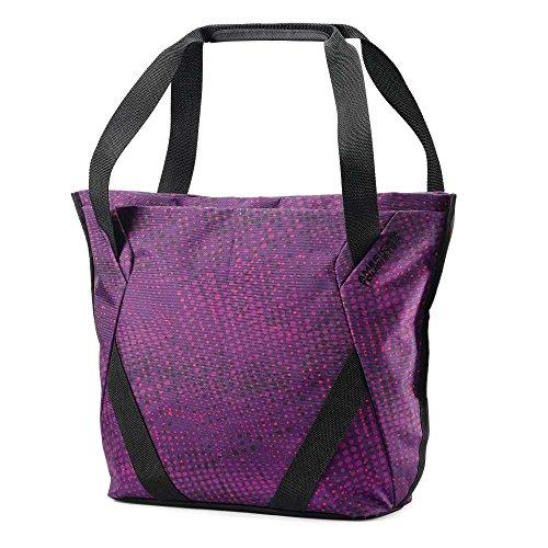 American Tourister Zoom Shopper Sling Tote, Purple Dots (violett) - 92423-L251
