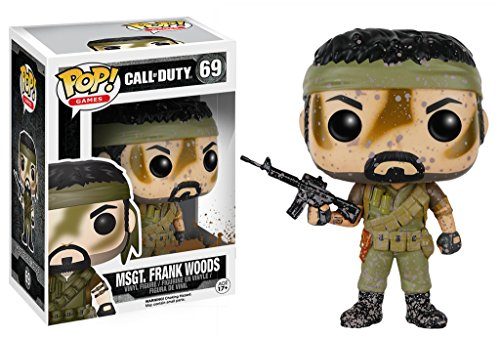 Funko Pop! Call of Duty – Msgt. Frank Woods