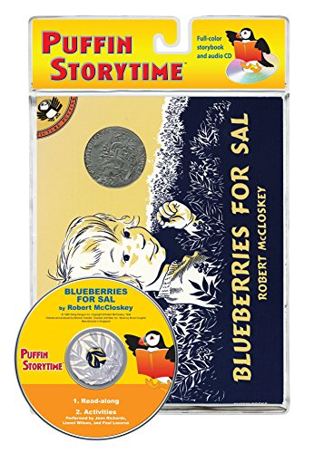 Blueberries for Sal [With Paperback Book] (Puffin Storytime) por Robert Mccloskey