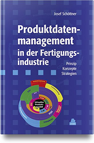 Produktdatenmanagement in der Fertigungsindustrie: Prinzip - Konzepte - Strategien (Print-on-Demand)