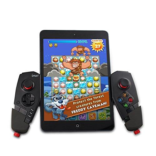 Wireless Bluetooth Game Controller, Koiiko® Gamepad Joystick with