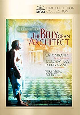 Belly Of An Architect, The by Brian Dennehy