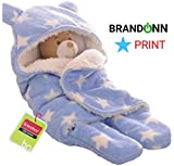 #1: Brandonn Sleeping Bag For Babies (Blue)