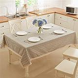 Steaean Tischdecke Tischdecke Hause Verdickung Modernen Minimalistischen Druck Stoff Couchtisch Nordischen Stil Tischdecke Tischdecke Kann Angepasst Werden, 130 * 180 cm