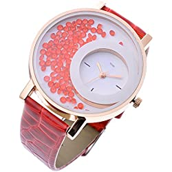 Kitcone Analog Multi-colour Dial Womens Watches -SD1007
