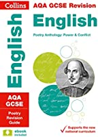 AQA Poetry Anthology Power and Conflict Revision Guide: For the 2020 Autumn & 2021 Summer Exams (Collins GCSE Grade 9-1...