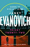 Tricky Twenty-Two by Janet Evanovich front cover