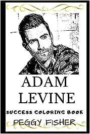 Adam levine coloring pages | 266x178