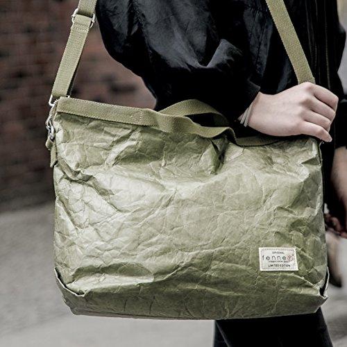 5b04188703dc1 Fenner-Fashion Paper Bag Umhängetasche Damenhandtasche Handtasche klein Rom  Dunkelbraun Hellbraun ...