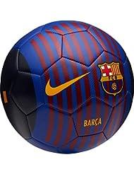 Nike PRSTG FA18 Balón de fútbol, Unisex Adulto, (Deep Royal Blue/University Gold), 5