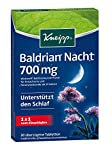 Kneipp Baldrian Nacht 700mg (Fünferpack) 30 stk x5
