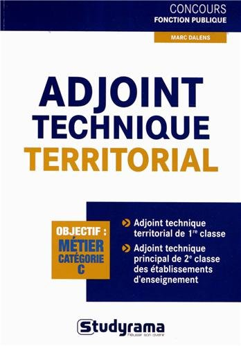 Adjoint technique territorial