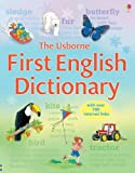 First English Dictionary by Jane M. Bingham (2012-07-01)