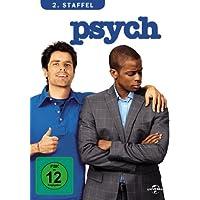 Psych - 2. Staffel [4 DVDs]