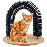 #7: Pets Empire Cat Happy Arch Self-Groomer and Massager
