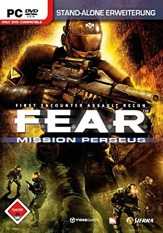 F.E.A.R. Mission Perseus (Add-On) (DVD-ROM)