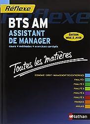 Toutes les matières BTS Assistant de manager