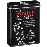 Piraten Pflaster in Dose, 20 Stück, Moses preisvergleich bei billige-tabletten.eu