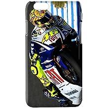 Funda carcasa Valentino Rossi Moto GP para Samsung Galaxy J1 J3 J5 J7 S3 S4 S5 S6 Edge+ S7 S8 S8+ Note 2 3 4 5 A3 A5 A7 2016 plástico rígido