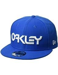 Oakley Unisex cap Mark II Novelty Snapback, unisex, MARK II NOVELTY SNAPBACK, Ozone, talla única