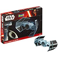 Revell Star Wars Darth Vader`s Tie Fighter, Kit modele, Escala 1:121 (03602)