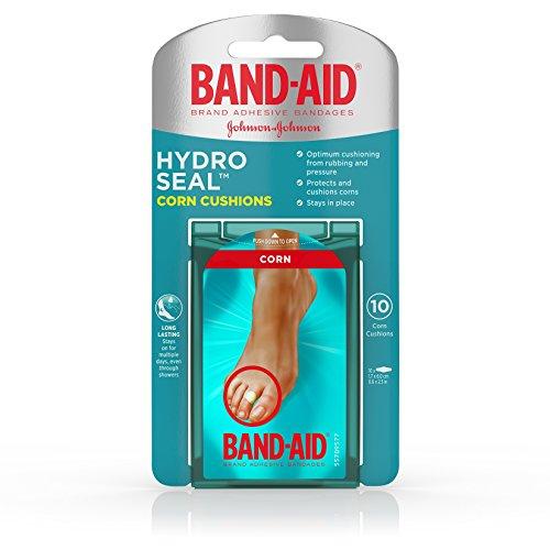 Band-Aid Hydro Seal Maispolster, wasserfest, Größe M, 10 Stück