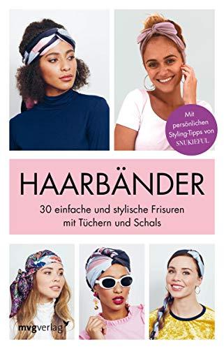 Haarbänder: 30 einfache und stylische Frisuren mit Tüchern und Schals -
