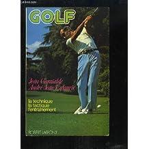 Golf/ la technique-la tactique-l'entrainement