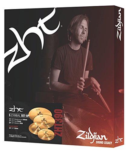 Zildjian ZHT390 Piatti