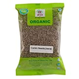 #2: Arya Farm Certified Organic Jeera (Whole Spice Cumin Seeds) Without Chemicals and Pesticides, 300g