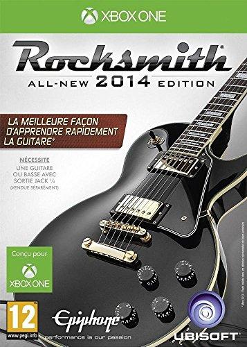Rocksmith 2014 + Câble [Importación Francesa]