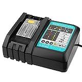 OPSON 6A 7,2~18V Schnellladegerät für Makita 7,2V ~ 18V BL1860 BL1850 BL1840 BL1830 DC18RA DC18RC DC18RD Ladegeräte