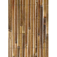 Natural Bamboo split Fence 2.0m (H) x 3.0M (L)