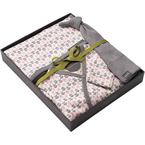 Petunia Pickle Bottom GSRM-11-371 Baby Pyjama Geschenkset, Blush Blooms, 3-6 Monate Preisvergleich