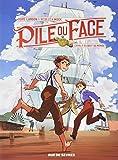 Cavale au bout du monde : Pile ou face. 1   Larson, Hope (1982-....). Auteur