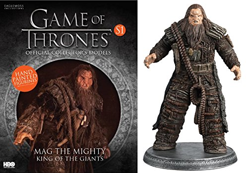 HBO - Figura de Resina Juego de Tronos. Game of Thrones Collection MAG