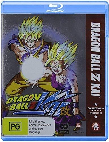 Dragon Ball Z Kai Collection 8