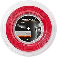 Head Lynx Tennis String 200m Reel, Color- Red, Gauge- 1.30mm
