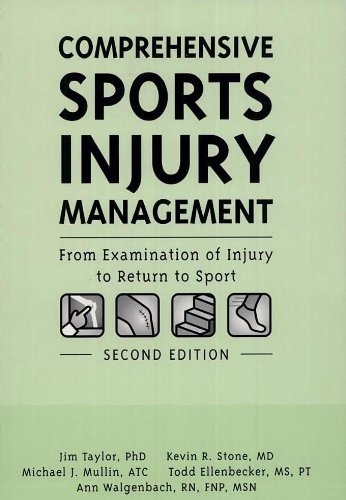 Comprehensive Sports Injury Management: From Examination of Injury to Return to Sport: Distributed by Lippincott Williams & Wilkins by Jim Taylor PhD (2003-01-28) Msn Sport