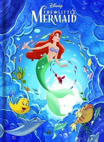 Disney Princess - The Little Mermaid: Magic Readers (Animated Stories Disney)