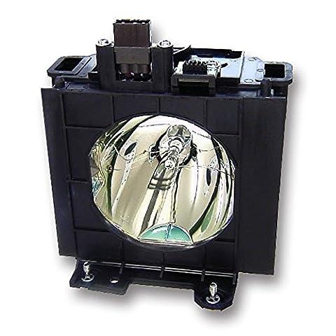hfy marbull ET-LAD40/etlad40original Lampe de projecteur avec logement pour Panasonic PT-D4000PT-D4000E PT-D4000U Vidéoprojecteur