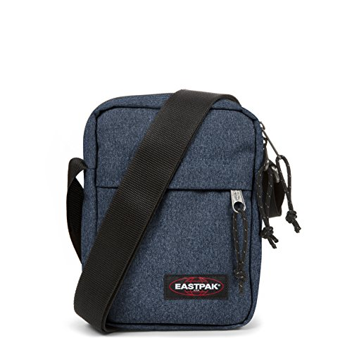 Eastpak The One Umhängetasche, 21 cm, 2.5 L, Blau (Double Denim)