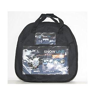 Snow Line SL12-247 - SCHNEEKETTEN FÜR SUV-4X4 12 MM GR 247 MAßE 235/65 R17 - TÜV GEPRÜFT